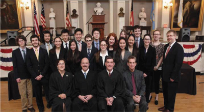 Mock Trial Program