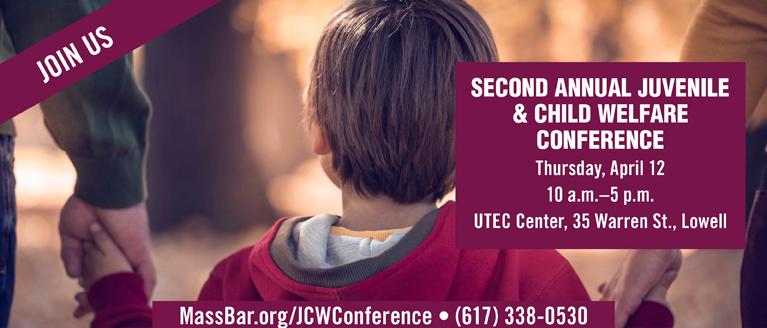 Second Annual Juvenile & Child Welfare Conference