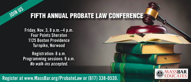 Fifth Annual Probate Law Conference