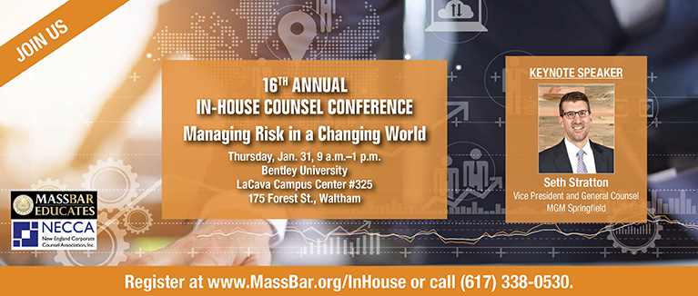 16th Annual In-House Counsel Conference
