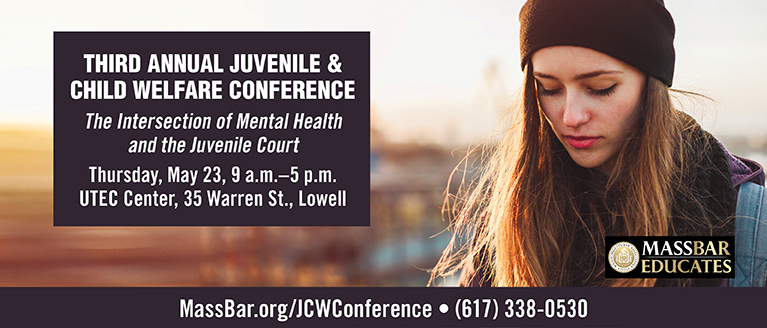 Third Annual Juvenile & Child Welfare Conference