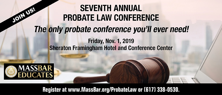 Seventh Annual Probate Law Conference