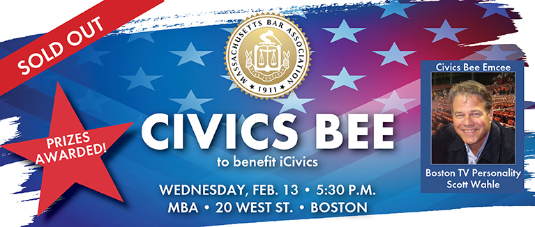 SOLD OUT: MBA's Civics Bee