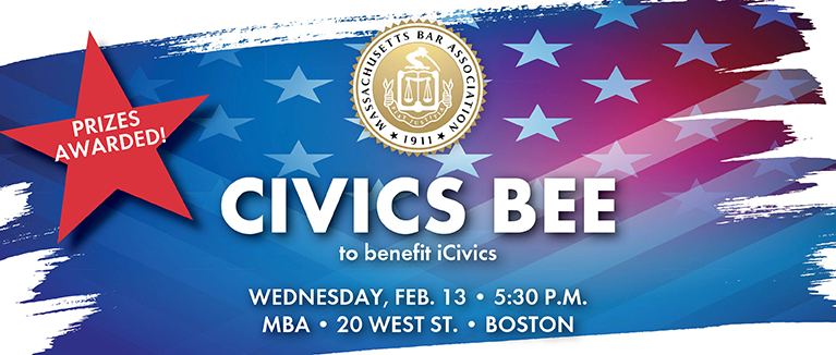 Register a team for the MBA's Civics Bee