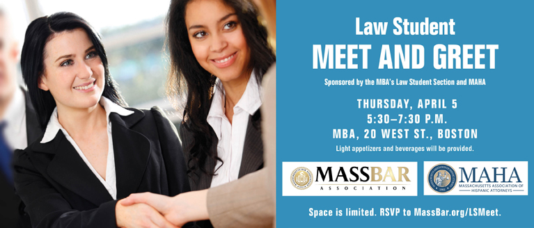 Law Student Meet and Greet