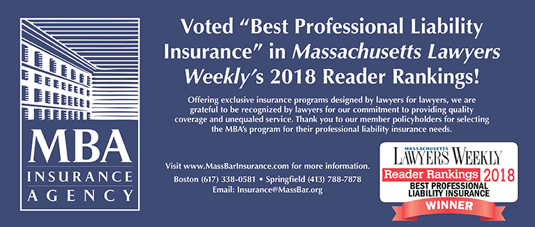 MBA Insurance Agency wins 'Best Professional Liability Insurance'