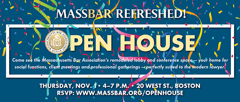Attend the MBA's Open House