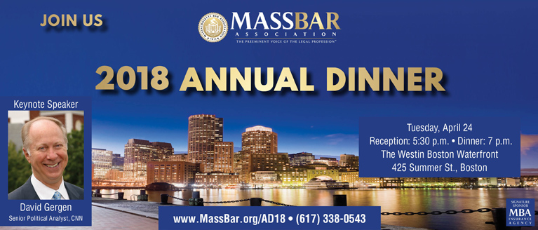 2018 MBA Annual Dinner