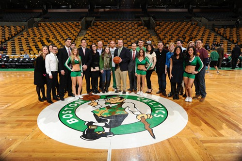 Celtics Night 2014
